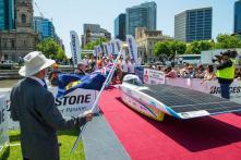 World Solar Car Race Begins in Australia