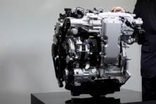 Mazda Develops Engine That Ignites Gasoline Using Combustion Ignition Technology