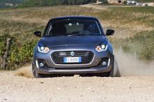 Upcoming New Suzuki Swift AllGrip Does Off-Roading - Watch Video
