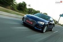 Audi A5 Sportback and S5 First Drive Review: The Business Meet in a Polo Shirt