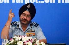 China Ramps up Air Defence Infra in Tibet, IAF Chief Says Have a Plan to Counter Threat
