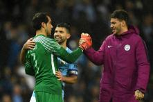 Carabao Cup: Bravo Stars For Manchester City; United, Arsenal Also Through