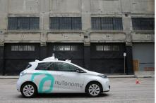 Delphi to Buy Self-Driving Tech Startup nuTonomy For $450 Million