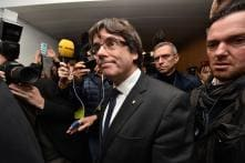 Hundreds Rally in Berlin Calling for Carles Puigdemont's Release