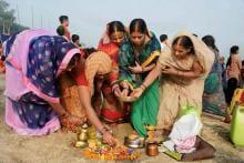 Chhath Puja 2017: Festivity in the Air Across Bihar as the Festival Begins