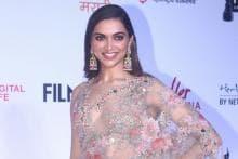 Deepika Padukone at Jio Filmfare Awards Marathi 2017