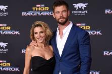 Chris Hemsworth Reveals the Story Behind Naming his Daughter India