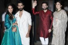 Anil Kapoor's Diwali Party: B-Town Celebs Come In Full Attendance