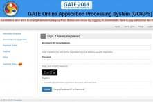 GATE 2018 Online Application Corrections Process Begins at appsgate.iitg.ac.in; Last Date - October 28