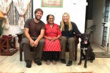 Happy Ending For German Couple Who Lost Their Dog on Marina Beach 3 Months Ago