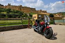 A Weekend Getaway From Delhi to Jaipur on Indian Scout Sixty – Travelogue