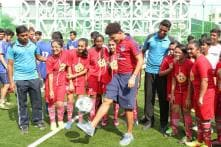 FIFA U-17 World Cup: When Young Lions Skipped Training to Meet Underprivileged Kids