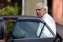Wary Congress Asks Sibal to Stay Away from Campaigning in Gujarat