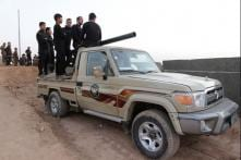 Iraqi Forces Enter Territory Disputed with Kurds