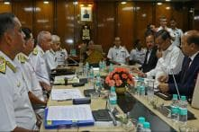 Navy Commanders Discuss 'Sustained Presence' in Indian Ocean