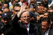 Palestinian Prime Minister Visits Gaza in Reconciliation Move With Hamas