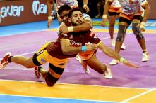 Pro Kabaddi 2017: Puneri Paltan vs UP Yoddha Highlights - As It Happened