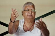 Lalu Prasad Skips Lunch, Keeps Quiet in Jail After Humiliating Defeat of RJD