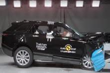 Video - Range Rover Velar Scores 5-Star Ratings Under Euro NCAP Assessment