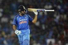 Rohit Sharma Equals David Miller's Record of Fastest T20I Ton