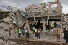 At Least 231 Killed in Massive Truck Bomb Blast in Somalia's Capital