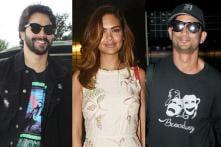 Star Spotting: Esha Gupta, Varun Dhawan, Amitabh Bachchan, Kajol, Sushant Singh Rajput...