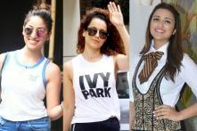 Star Spotting: Hrithik Roshan, Kangana Ranaut, Yami Gautam, Akshay Kumar, Parineeti Chopra...