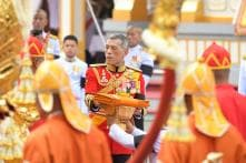 'Long Live the King!' Newly-crowned Thai Monarch Carried in Palanquin Through Bangkok Streets
