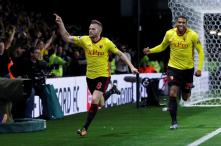 Tom Cleverley Strikes Late As Watford Rock Arsenal