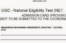 CBSE UGC NET 2017 Admit Cards Released for Nov 5th Exam at cbsenet.nic.in