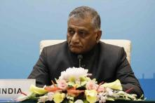 Congress Divided Country on Religious, Caste Lines: V K Singh