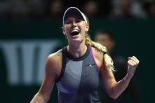Australian Open Champion Caroline Wozniacki Stunned in St Petersburg