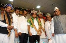 Photo of BJP Leaders Dressed as Tipu Sultan Surfaces Amid Birthday Row