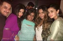 Have You Seen These Inside Photos From Ekta Kapoor's Pre-Diwali Bash Yet?