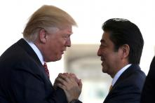 Trump Claims Japan PM Nominated Him for Nobel Peace Prize