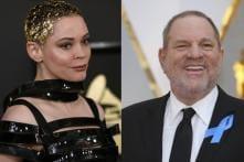 Arrest Warrant Against Harvey Weinstein Accuser Rose McGowan