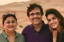Kriti Sanon's Dubai Vacation Pictures With Family Will Give You Major Travel Goals