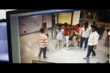 CISF Officer Fires in Air at Azadpur Metro Station in Delhi