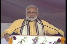Narendra Modi in Gujarat LIVE: PM Defends EC in Poll Dates Controversy, Mocks Congress With 'Recounting' Jibe