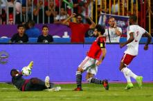 Two-goal Salah Sends Egypt to World Cup With Last-gasp Penalty