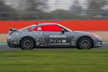 Remote-Controlled Nissan GT-R Clocks 211 Kmph at Silverstone Circuit