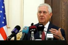 US Secretary of State Tillerson in Surprise Visit to Afghanistan