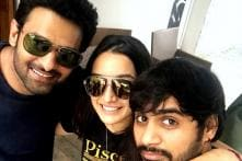 Prabhas Celebrates His Birthday on Saaho Set With Shraddha Kapoor, Sujeeth