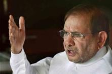 LJD to be Part of Anti-BJP 'Grand Alliance' for Lok Sabha Polls: Sharad Yadav