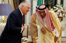 Rex Tillerson Seeks Arab Help in US Effort to Isolate Iran