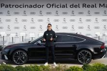 Audi Gifts Cars to Real Madrid Stars Including Cristiano Ronaldo, Gareth Bale and Ramos