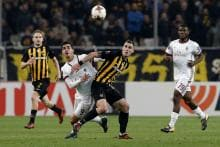 AC Milan Draw Another Blank in Europa League, Everton Crash Out
