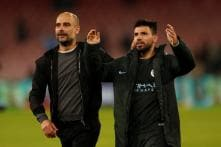 Pep Guardiola Pledges to Protect Lone Fit Striker Sergio Aguero