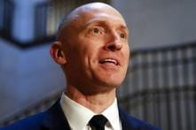 Former Donald Trump Adviser Carter Page Tells Panel About 2016 Russia Trip