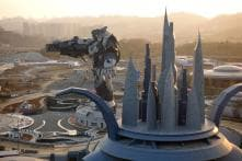 This Chinese VR Theme Park Brings 'Transformers' to Life With Giant Robots, Cyberpunk Castles